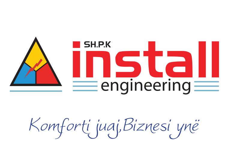 Install Enginering Website big logo